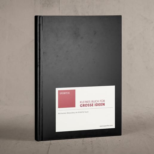Ipontix Notizbuch Aufkleber