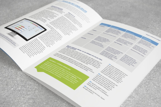 Broschüre der USU Software AG