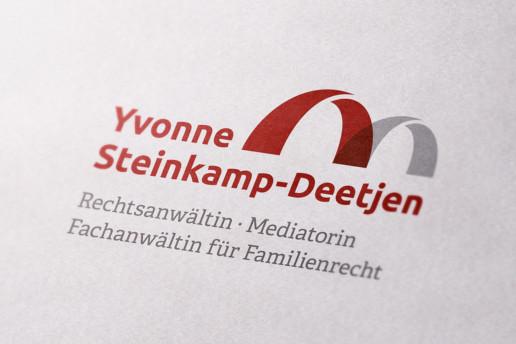 Logo Yvonne Steinkamp-Deetjen