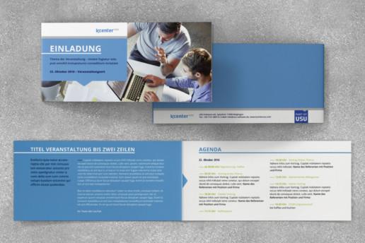 Einladung der USU Software AG